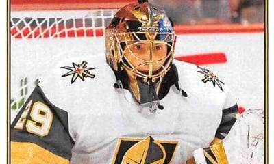 Marc-Andre Fleury O-Pee-Chee Vegas Golden Knights