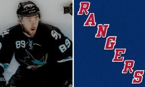 Rangers Acquire Barclay Goodrow from Lightning, DeSimone from Vegas