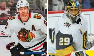 Duncan Keith Marc Andre Fleury