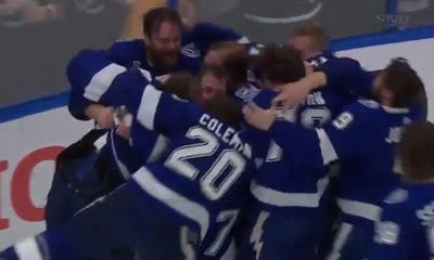 Tampa Bay Lightning Win 2021 Stanley Cup
