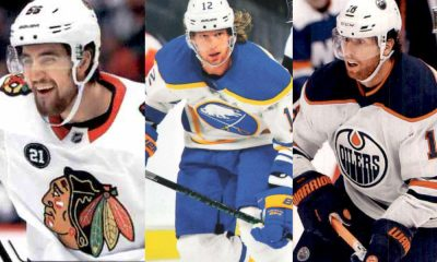 Top NHL Free agents 2021 still available