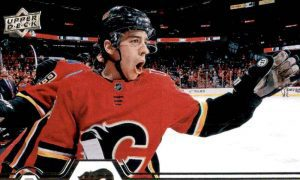Flames and Gaudreau to Keep Talking Contract During Season