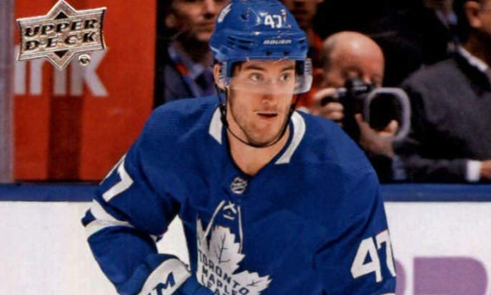 Pierre Engvall Maple Leafs