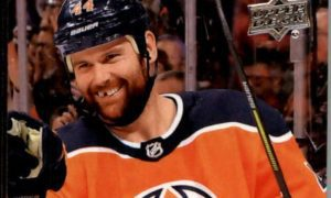 Zack Kassian Good to Go For Oilers on Saturday Night